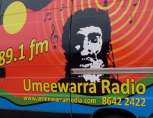 Umeewarra Media Van