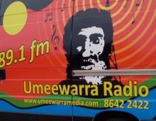 Umeewarra Media Van
