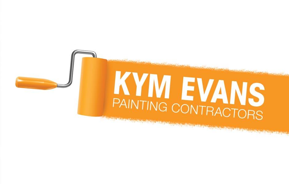 Kym Evans Painting Contractors Logo